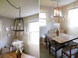 world market pendant light world market four sided glass pendant light over kitchen banquette