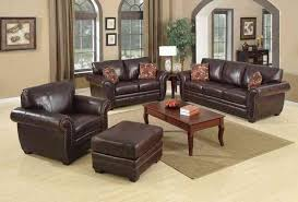 what colour carpet goes with dark brown leather sofa carpet