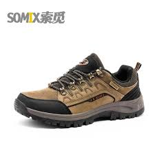 somix walking shoes women 2016 trek fashion breathable hiking