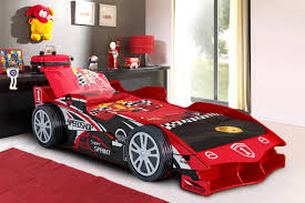 Boys Rug Bedroom Race Themed Boys Bedroom With Red Drawer Near Black