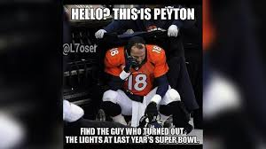 Broncos Superbowl Meme - super bowl memes football game in bruno mars concert