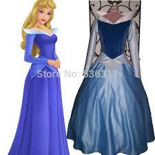 Princess Aurora Halloween Costume Cheap Aurora Blue Costume Aliexpress Alibaba Group