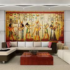 3d egyptian wall murals vintage photo wallpaper custom wallpaper
