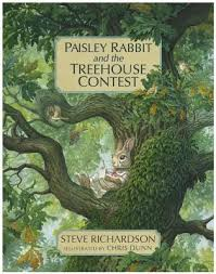 rabbit treehouse paisley rabbit and the treehouse contest by stephen richardson