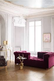 20 interiors that prove the velvet trend is going strong french