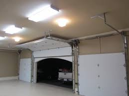 Garages Designs by Close Up On Installing Garage Door Garage Door Post Rail And