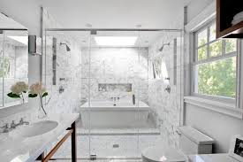 tile designs for small bathrooms 15 simply chic bathroom tile design ideas hgtv