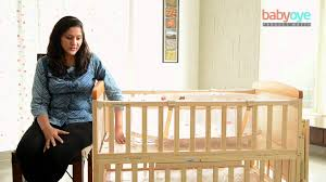 Best Baby Crib 2014 by Good Baby Wooden Cot Youtube