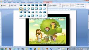 word a pdf imagenes borrosas word mejorar una imagen fácil foto photo fotografia youtube