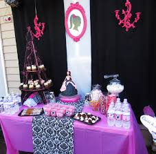 decoration theme paris candy bar paris eiffel tower party theme birthday ideas
