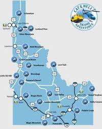 map us idaho map of idaho we traveled i 15 to pocatello to idaho falls then to