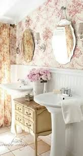 Shabby Chic Small Bathroom Ideas by Feminine Shabby Chic Style Bathroom Excellent Feng Shui For The