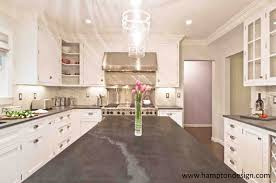 White Kitchen Cabinets With Black Granite Countertops I Do Love This Jet Mist Honed Black Granite Countertops As A