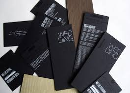wedding invitations black and white modern foil st wedding invitations