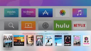 review apple tv brings iphone like apps to the big screen