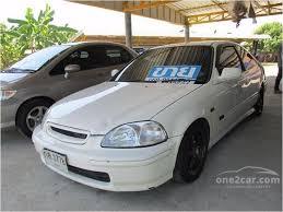 honda civic 1998 vti honda civic 1998 vti 1 6 in ภาคเหน อ automatic coupe ส ขาว for 1