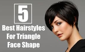 hairstyles for triangle shaped face 5 best hairstyles for triangle face shape style presso
