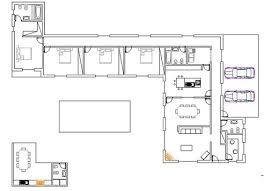 Uma Floor L Plantas De Casas Em L Grátis Dicas Fotos House