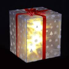 decorative boxes light up wanker for