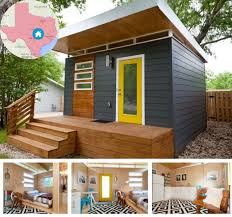 Modern Tiny Home by 12 Texas Tiny Houses You Can Rent Today On Airbnb
