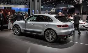porsche macan base four cylinder porsche macan coming to u s after all car