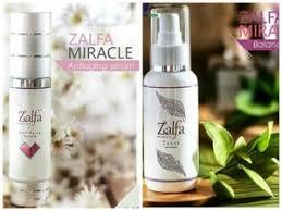 Serum Zalfa Miracle jual zalfa miracle paket serum dan toner thevany shop dewi