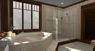 garden tub shower enclosure home outdoor decoration