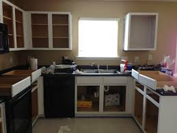 Painting The Inside Of Kitchen Cabinets How To Paint Kitchen Cabinets