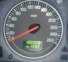 high mileage new cars highest mileage modern volvo