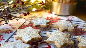 christmas shortbread stars tanya burr