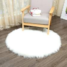 fur chair cover faux fur chair cover desk snow leopard butterfly covers cynna