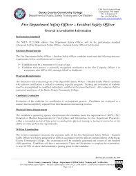 safety officer resume sample pdf sidemcicek com