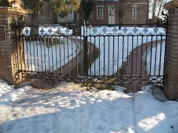 antique fences the iron anvil salt lake city utah