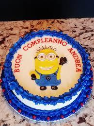 minion cake by enza sweet e cakesdecor