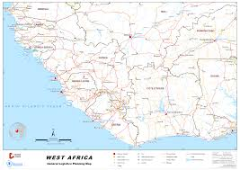 Liberia Africa Map by Liberia Maps