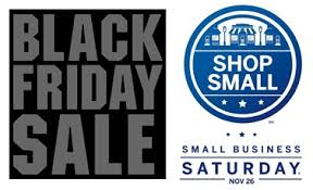 black friday and small business saturday special from a magical