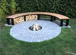 diy backyard pit best diy backyard firepitjburgh homes