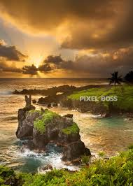 Black Sand Beaches Maui by Maui Beach Archives Pixel Boss Ultra High Resolution Stock