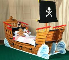 Boat Bunk Bed Pirate Boat Bedroom Serviette Club