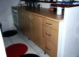 element bas de cuisine avec plan de travail meuble de cuisine avec plan de travail pas cher meubles de cuisine