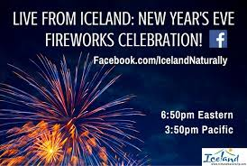 new year s celebrations live kick 2017 with a live of iceland s new year s