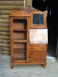 secretary desk with bookcase antique secretary desk buy or sell desks in ontario kijiji