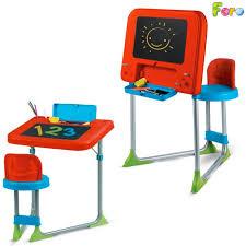 banchetto scuola banco scuola 2 in 1 abc banchetto con seggiolino e lavagna bambini
