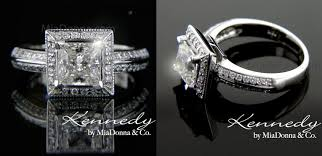 unique princess cut engagement rings halo engagement ring settings 11 unique princess cut halo