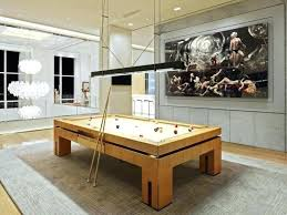 high end pool tables industrial pool table light high end modern pool tables high end