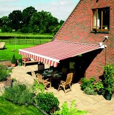 Sun Awnings Uk Patio Awnings In Staffordshire Derbyshire Dove Blinds