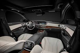 future mercedes interior tesla is screwed once luxury carmakers start building real