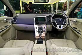 volvo xc60 2015 interior 2014 volvo xc60 facelift india interiors indian autos blog