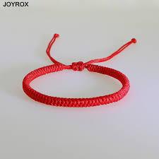 bracelet red images Tibetan buddhist red string bracelet for men and men adjustable jpg