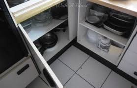 small kitchen corner cabinets open up the kitchen corner cabinet with a blast